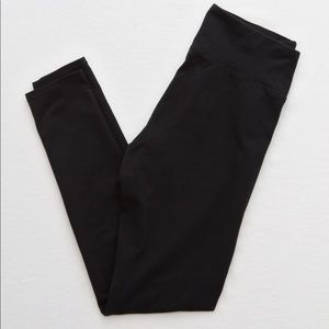 SET OF TWO Aerie (High- waisted) Chill Leggings